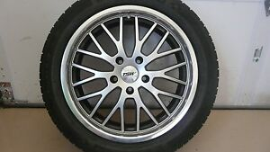 Bmw 5 7 Series Appropriate Wheels Tires Set Of 4
