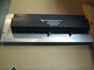 Microwave Power Devices Lwa 8689 25 15302 Linear Power Amplifier 869 894 Mhz