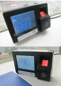 Fingerprint Access Control Rfid Reader Terminal professional Door Security