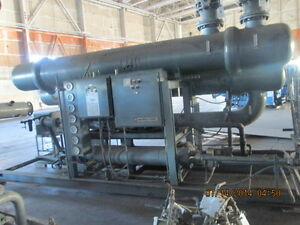 Ingersoll rand Model R40a 600790tfsp Air Chiller Dryer For 1000 Hp Compressor