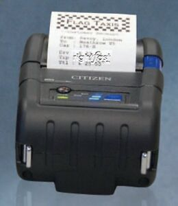Citizen 2 Mobile Thermal Printer Cmp 20u Usb Serial