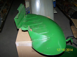 Jd John Deere M Pair Rh Right And Lh Left Tractor Fenders