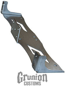 Dual Compressor Mounting Bracket For Viair 444c 480c Compressors Air Suspension