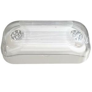 Vandal Resistant Wet Location Led Emergency Light Ul924 Listed Kl wlel