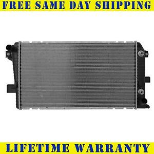 Radiator For 2001 2005 Chevy Silverado 2500 3500 Hd 6 6l Fast Free Shipping