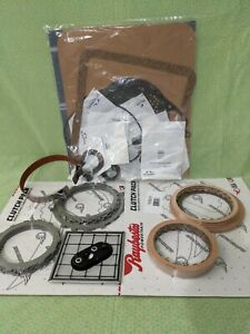 Gm Th350 Transmission Rebuild Kit W Frictions Steels Filter Band 1969 1979