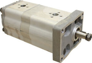 K916535 Hydaulic Pump Tandem For Case And David Brown 1210 1212 Tractors