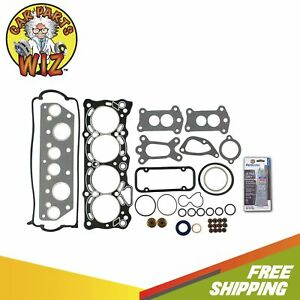 Graphite Head Gasket Set Fits 76 79 Honda Accord Civic 1 5l L4 Sohc 12v 16v