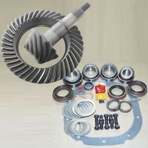 4 30 Ring And Pinion Master Bearing Installation Kit Ford 8 8 Irs Rear