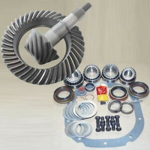 4 56 Ring And Pinion Master Bearing Installation Kit Ford 8 8 Irs