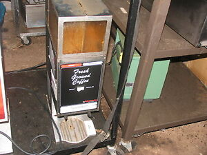 Grindmaster Commercial Heavy Duty Dual Hopper Coffee Grinder 225