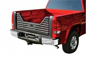 Ford F Tailgate 4000 Series Fifth 5th Wheel Vented V Shape Louvered Vg 97 4000