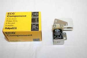 Ecg Relay Rly7523 Spdt 20a 24vdc Industrial 20 Amp Power Relay New