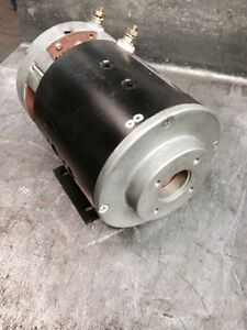 Clark 2324850 Forklift Power Steering Motor Reman