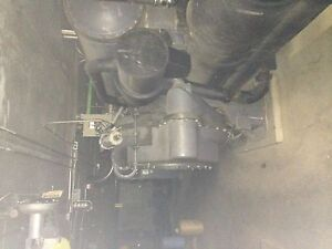 Two Train Water Chillers