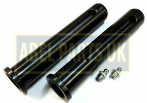 Jcb Parts Mini Digger Dipper Arm Pins Pair part No 811 50175