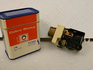 Nos Delco Headlight Switch 1968 74 Buick Gm 1995195