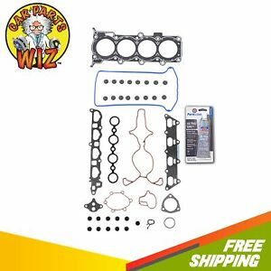 Graphite Head Gasket Set Fits 99 02 Saturn Sc2 Sl2 1 9l L4 Dohc 16v