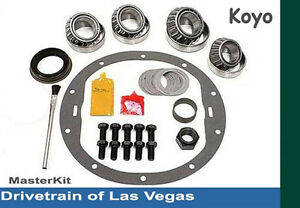 Koyo Master Bearing Rebuild 8 75 Overhaul Kit Powrloc Chrysler Dodge Overhaul