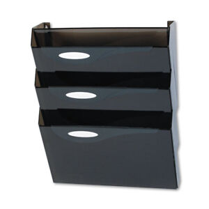 Classic Hot File Wall File Systems Letter Three Pockets Smoke