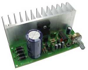 Regulator Power Supply Module Ac dc 0 50v 3a Lm723 And 2sc5200 unassembled Kit