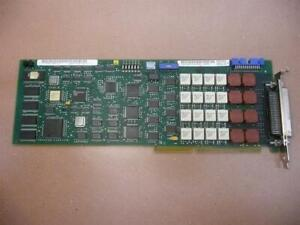 Rolm Phonemail 31e01201 16 Channel Phml Brisa Circuit Card