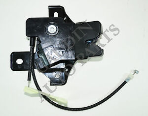 Ford Oem 06 07 Focus Trunk Lid Latch 7s4z5443200a