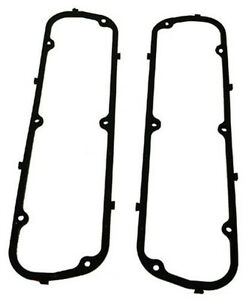 Small Block Ford Rubber Valve Cover Gaskets Pair Rocker Covers Mustang Falcon Gt