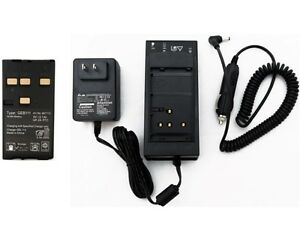 Adirpro Geb11 Battery Charger Compatable Leica Tps100 Tps700 Dna03 Dna10 Level