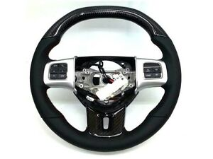 Dodge Charger 7th Generation Carbon Sport Steering Wheel