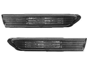 For Acura Tl 04 05 06 07 08 Front Smoke Led Side Marker Light Pair Left Right