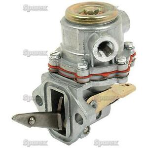 White oliver Tractor Fuel Lift Pump 1255 1265 1270 1355 1365 1370 2 50 2 60 700