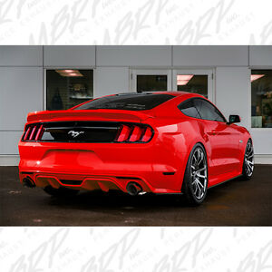 Mbrp 2015 2017 Ford Mustang Gt Coupe 5 0l V8 3 Street Catback Exhaust System Al