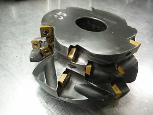 4 Indexable Face Mill 1 5 Arbor Qty1 loc1438d