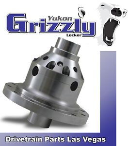 Yukon Grizzly Locker Ford 9 With 28 Spline Axles Yglf9 28 Ford lincoln mercury