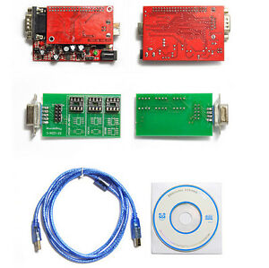 With Nec Tms Tms370 Adapter Uusp Upa Usb Serial Programmer Main Board V1 3