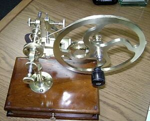 Antique Watchmaqker Rounding Up Gear watch Jeweler s Tool Lathe with Tools