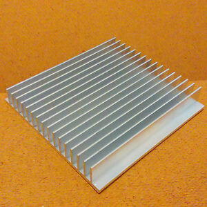 5 Inch Heat Sink Aluminum 5 0 X 4 85 X 0 8 Inches Low Thermal Resistance