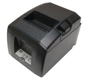 Tsp654iiwebprnt 24 Gry Star Thermal Pos Printer Usb Auto Cutter W pwr new