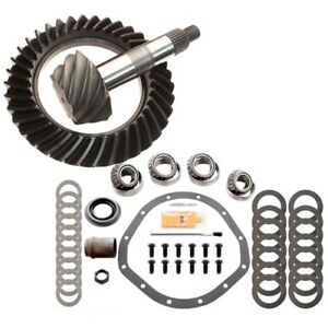 Richmond Excel 4 56 Ring And Pinion Master Install Kit Gm 12 Bolt Truck Thick