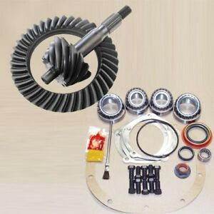 Richmond 3 55 Ring And Pinion Master Install Kit Timken Fits Ford 8 Inch
