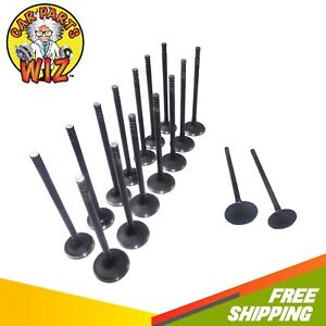 Exhaust And Intake Valves Fits 95 05 Chrysler Dodge Plymouth 2 0l Sohc 16v