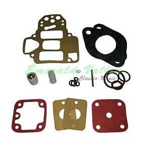 Classic Mini New Carburetor Rebuild Kit Weber Dcoe Sidedraft