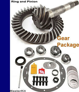 Dtplv Ring And Pinion Gear Set Gm 8 5 10 Bolt 3 73 Master Kit 1999 And Older
