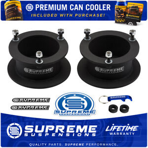 94 02 Dodge Ram 2500 Steel 3 Front Spacers Suspension Lift Leveling Kit 4wd