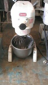 Berkel Ef 20 Dough Mixer With Bowl Paddle And Whip