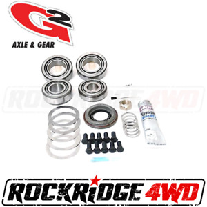 Dana 80 Late F250 F350 Dually Ring And Pinion Master Installation Kit G2 4x4