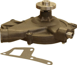 Re20022 Water Pump With Hub For John Deere 4240 4440 4455 4640 Tractors
