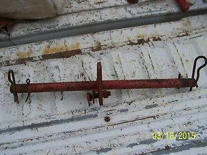 International farmaall Cub Tractor Rockshaft Lift Rod Cultivator Rod Hydraulic