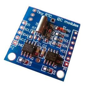 1pcs Arduino I2c Rtc Ds1307 At24c32 Real Time Clock Module For Avr Arm Pic